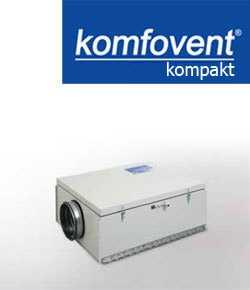 Подпотолочные приточные установки KOMFOVENT KOMPAKT OTK 1200