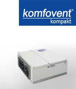 Подпотолочные приточные установки KOMFOVENT KOMPAKT OTK 2000