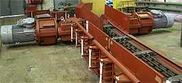 Конвейер скребковый забойный СПЗ-1-228