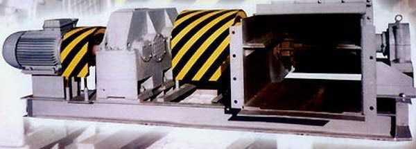 Конвейеры скребковые с погружными скребками СПС2-600