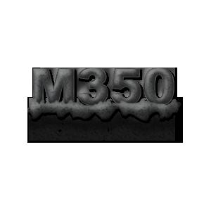 Бетонная смесь на граните марки М350