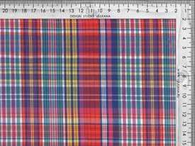 Ткань Сорочечная CYCADS check 809-1