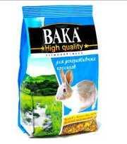 Корм для декоративных кроликов ВАКА High Quality