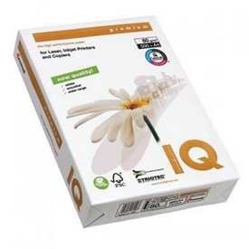 Бумага офисная IQ Premium А4 для принтеров и копировально-множительной техники