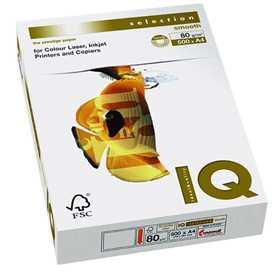 Бумага офисная IQ Selection А4, 80 г/м2, 500 л/пачке, класс A+ - Mondi