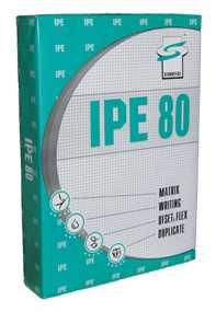 Бумага офисная IPE А4 для принтеров и копировально-множительной техники
