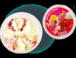Мороженое Антошка с вишневым джемом