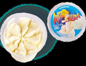 Мороженое семейное в стакане пломбир классический ванильный