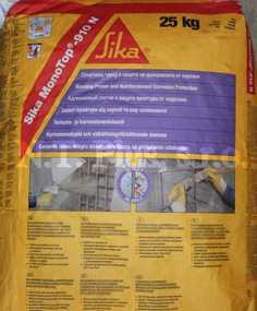 Антикоррозионная защита Sika MonoTop-910 N