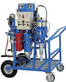 Аппарат безвоздушного распыления Wiwa Duomix 300/333