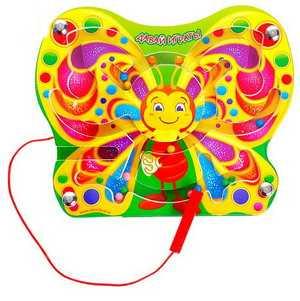 Лабиринт магнитный Бабочка