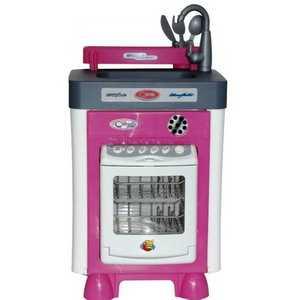 Посудомоечная машина со звуковым эффектами