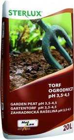 Торфяная смесь для огорода СтерЛюкс 20 л
