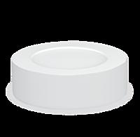 Панель светодиодная круглая NRLP-eco 18Вт ASD