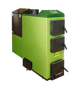 Твердотопливный котел SAS AGRO-ECO (52 кВт)