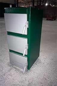 Твердотопливный котел КС-Т 20 Премиум