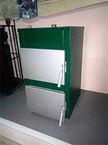 Твердотопливный котел КС-Т 12,5 Премиум