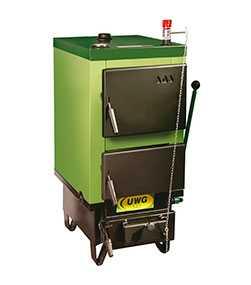 Твердотопливный котел SAS UWG (12 кВт)