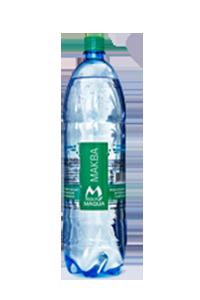 Вода питьевая газированная «MAQUA», 1,5 л