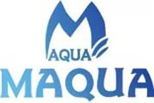 Вода питьевая газированная «MAQUA» мята-лимон, 1 л