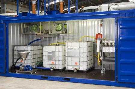 Оборудование для переработки масличных культур. Компактная установка CAF 200-1