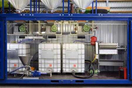 Оборудование для переработки масличных культур. Компактная установка CAF 300-1
