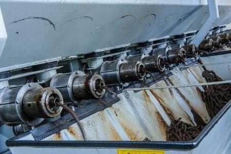 Оборудование для переработки масличных культур. Компактная установка CAF 600