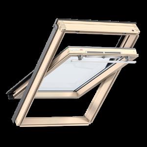 Мансардное окно VELUX OPTIMA (Велюкс Оптима) Стандарт GZR 3050 (ручка сверху) - VELUX