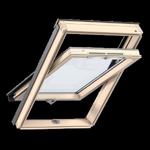 Мансардное окно VELUX OPTIMA (Велюкс Оптима) Стандарт GZR 3050B (ручка снизу) - VELUX