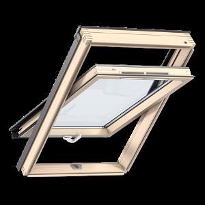 Мансардное окно VELUX OPTIMA (Велюкс Оптима) КомфортGLR 3073BIS (ручка снизу) - VELUX