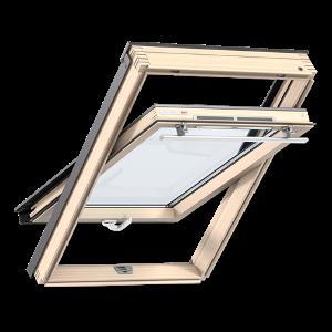 Мансардное окно VELUX OPTIMA (Велюкс Оптима) Комфорт GLR 3073BTIS (с двумя ручками) - VELUX