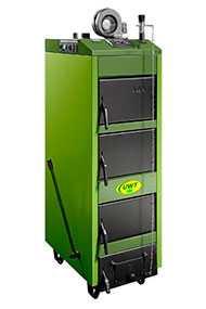 Твердотопливный котел SAS UWT (14 кВт)