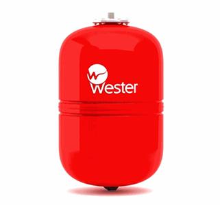 Мембранный бак WESTER WRV 8