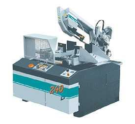 Автоматический ленточнопильный станок мод. 240x280 A-CNC-R-F с системой управления ЧПУ