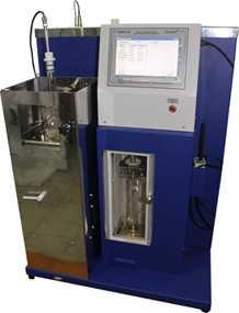 Аппарат автоматический для разгонки нефти и светлых нефтепродуктов ЛинтеЛ АРНС-21