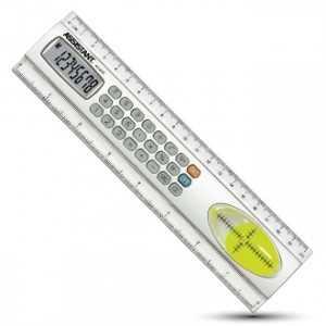Калькулятор 8 разрядный ASSISTANT АС-4101 линейка