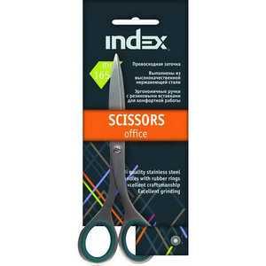Ножницы цельнометаллические INDEX 16,5см
