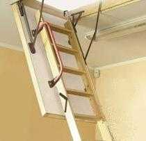 Лестницы чердачные Radex