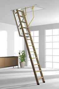Лестницы чердачные Roto Norm (Премиум класс)