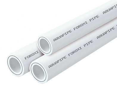 Труба армированная алюминием внутри для отопления Aquapipe PN25-20*3,4