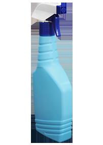 Пластмассовая упаковка для жидкой бытовой химии — M14 P-500