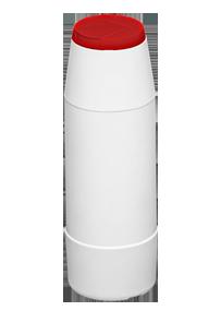 Пластиковая банка для сыпучих средств бытовой химии — M7 PR-0.5