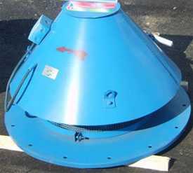 Вентиляторы радиальные крышные ВКР-4