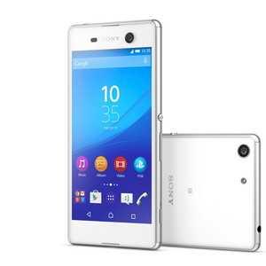 Смартфон Sony Xperia M5 Dual белый