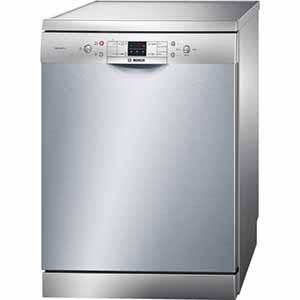 Посудомоечная машина BOSCH SMS40L08RU ActiveWater ширина 60 см нержавеющая сталь