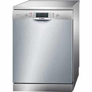 Посудомоечная машина BOSCH SMS69M78RU ActiveWater ширина 60 см нержавеющая сталь