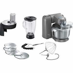 Кухонная машина BOSCH MaxxiMUM MUMXL40G цвет серый гранит
