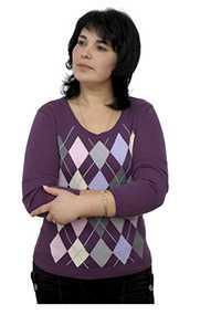 Джемпер женский Модель: 1252-13