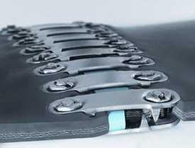 Замки конвейерные MR 01 (аналог RS) толщина ленты 1,5-5,5 мм.