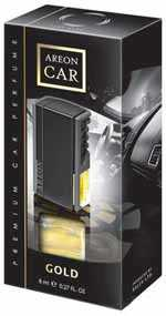 Автомобильный ароматизатор Areon Car Gold 8 мл